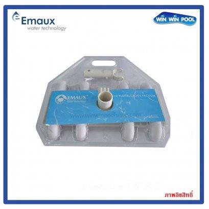 """ล้อดูดตะกอน 14"""" (Vacuum Head 14"""")  ยี่ห้อ EMAUX"""