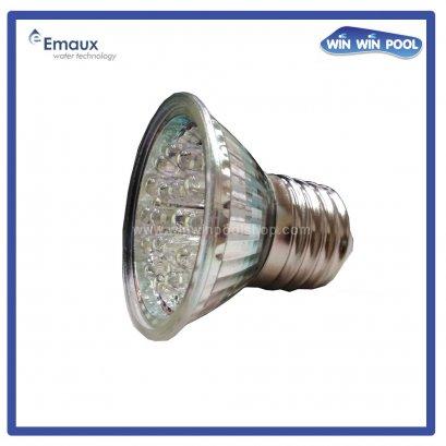 LED S100/White 72 LEDS Blub 5W/12V