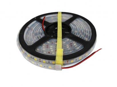 ไฟเส้น แสง Warm IP68 กันน้ำ 5M SMD 5050 300 LED warm ip68 Waterproof Flexible Tape Light Strip lamp 12V  DC