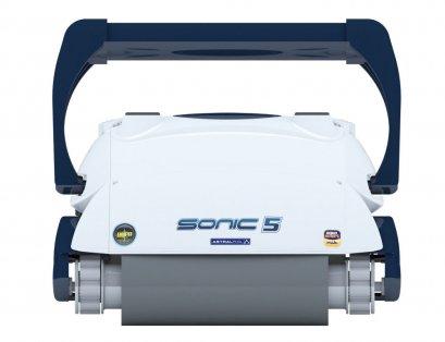 SONIC S5 หุ่นยนต์ทำความสะอาดพื้นสระ/กำแพงสระ สระ linne