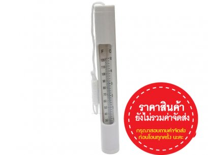 Deluxe Round Thermometer