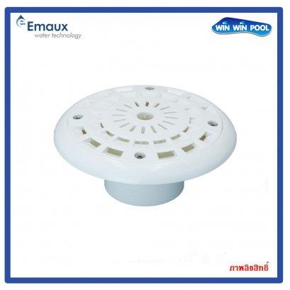 EM2861(A) Floor return inlet for Concrete pools, Glue type, Ø 63mm