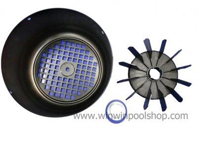 4405010383  Fan + Cover Assembly 3.5 HP (VERNIS) อะไหล่หมายเลข 30