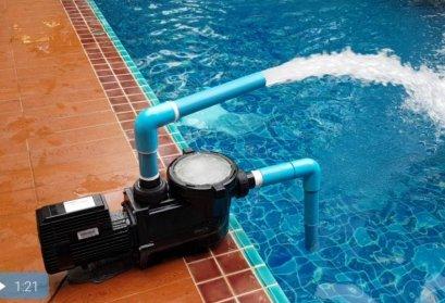 ปั้มBx20 Astral pool/2Hp/230V มือสองสภาพ 85% wไม่มีกล่อง รับประกัน 6เดือน