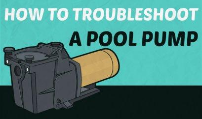 ปั๊มสระว่ายน้ำสูบน้ำไม่ขึ้น เกิดจากอะไร?แก้ไขอย่างไร?How to Troubleshoot a pool pump?