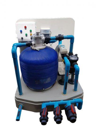 Combo Packระบบเกลือ system ชุดปั๊มกรองประกอบเสร็จพร้อมห้องเครื่องกันน้ำ งานคุณภาพเพื่อชีวิตที่ง่ายมากกว่า