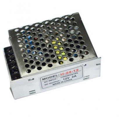 หม้อแปลง 24W DC12V  Switch Power Supply Driver Adapter LED Strip Light