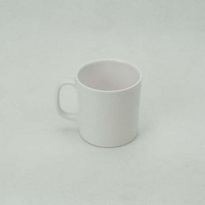 """Melamine mug 3.5""""x3.5""""  350 cc."""