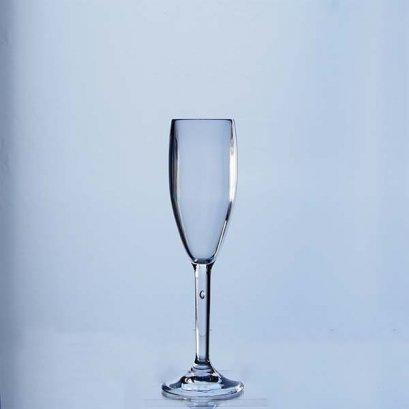 แก้วแชมเปญพลาสติก Copolyester 155 มล.