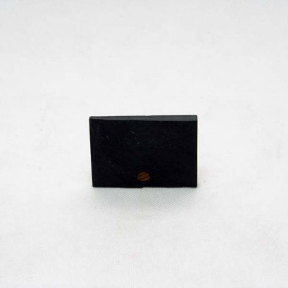 slate stone Small blackboard 5x7 cm.
