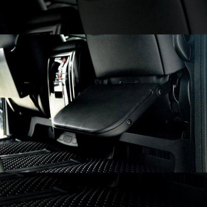 เบาะพักเท้าปรับระดับได้ ตรงรุ่น alphard vellfire 30 ปี 2015-2020 เบาะอัลพาร์ด เวลไฟร์ เบาะพัก เท้า เบาะพักเท้าติดรถยนต์อัลพาร์ด เวลไฟร์ เบาะพยุงเท้า เบาะวางเท้าอัลพาร์ด เวลไฟร์