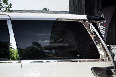คิ้วโครเมี่ยมรอบคัน ติดรถยนต์ อัลพาร์ด เวลไฟร์ 20 Alphard/Vellfire คิ้วโครเมี่ยมติด อัลพาร์ด เวลไฟร์ 20