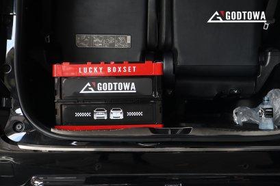 LUCKY BOXSET GODTOWA