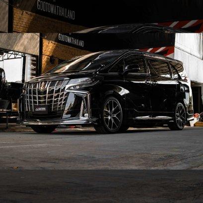ชุดแต่ง MODELLISTA AERO KIT 2018 ชุดแต่งModellistaสำหรับรถยนต์อัลพาร์ด ชุดแต่งโมเดลลิสต้า ชุดแต่งmodellista for alphard