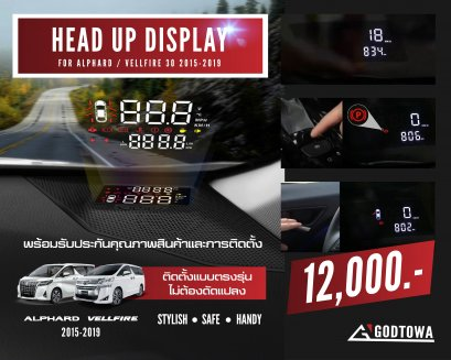 GODOTWA HEAD UP DISPLAY