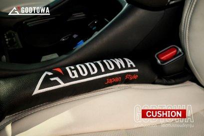 เบาะกันของตก เบาะลมปิดช่อง เบาะกันเหรียญตก GODTOWA CUSHION cushion เบาะสำหรับอัลพาร์ด หมอนกันของตก ที่กันของตก หมอนลม Alphard Vellfire Car accessoris