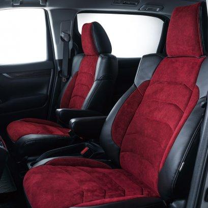 บริการหุ้มเบาะรถยนต์ หุ้มเบาะหนังรถยนต์ หุ้มเบาะหนังอัลพาร์ด เวลไฟร์ เปลี่ยนเบาะใหม่ หุ้มเบาะสำหรับรถอัลพาร์ด เวลไฟร์ (ALPHARD/VELLFIRE) alphard seat vellfire seat Auto Seat