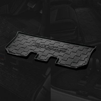 ถาดกลางติดรถยนต์อัลพาร์ด เวลไฟร์ ถาดรองกันเลอะ ถาดsilkblaze ถาดกลางชิ้นที่ 3 Third 3D Rug Mat พรมอัลพาร์ด พรมเวลไฟร์ alphard floor mat  vellfire floor mat floor mat พรม พรมกันน้ำ