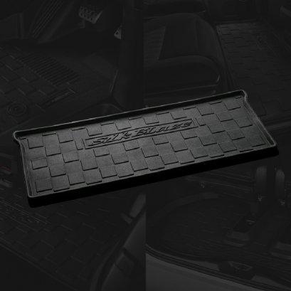 ถาดกลางติดรถยนต์อัลพาร์ด เวลไฟร์ ถาดรองกันเลอะ ถาดsilkblaze ถาดกลางชิ้นที่ 2 Second 5D Rug Mat พรมอัลพาร์ด พรมเวลไฟร์ พรม พรมกันน้ำ