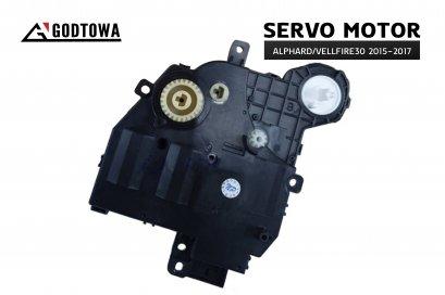 เซอร์โวมอเตอร์ อุปกรณ์แก้ปัญหาลมร้อนจากแอร์ แอร์ร้อน อุปกรณ์แก้ปัญหาลมร้อนจากแอร์สำหรับรถอัลพาร์ด Servo Motor  เวลไฟร์ Alphard Vellfire