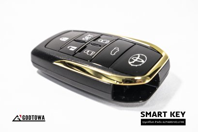Smart Key กุญแจรีโมท สมาร์ทรีโมท กรอบกุญแจ Smart Remote ของแท้พาร์ทโตโยต้า สำหรับAlphard/Vellfire 30 2015-2020
