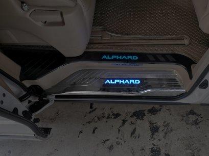 สคัพเพลทเคฟล่าขอบล่าง ALPHARD/VELLFIRE 20 2008-2014