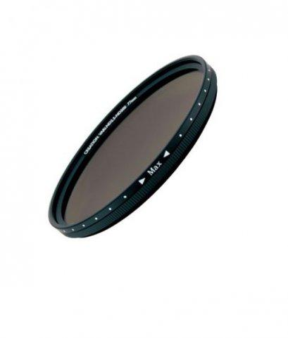 ฟิลเตอร์สำหรับตัดแสง Marumi Vari ND filter