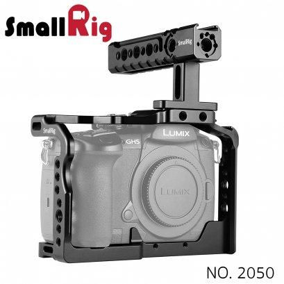 Small Rig Cage สำหรับการใช้งานกับกล้อง GH5,GH5s สหรับงานวิดีโอ