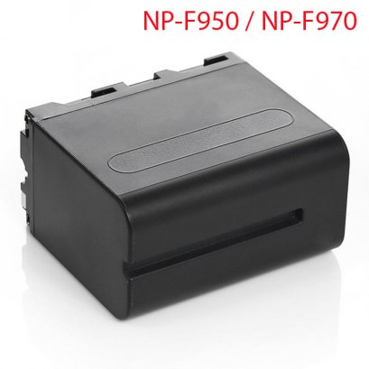 Battery For Sony NP-F970