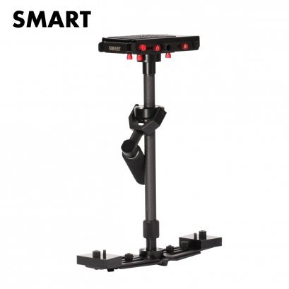 SMART WD-A1 Carbon Fiber Video Photography DSLR Handheld Stabilizer