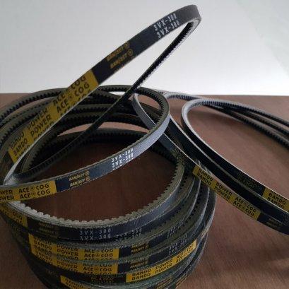 สายพานร่องวีร่องลึก ชนิดมีฟัน COG Power Ace Belts