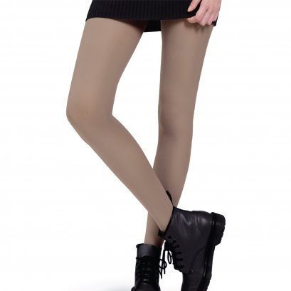 Colorful Legs ถุงน่องเนื้อทึบ ZOKKI TIGHTS 40 ดีเนียร์ รหัส COP40 สีเนื้อเข้ม