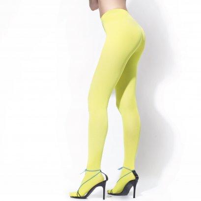 Colorful Legs ถุงน่องเนื้อทึบ ZOKKI TIGHTS 40 ดีเนียร์ รหัส COP40 สีเหลืองอ่อน