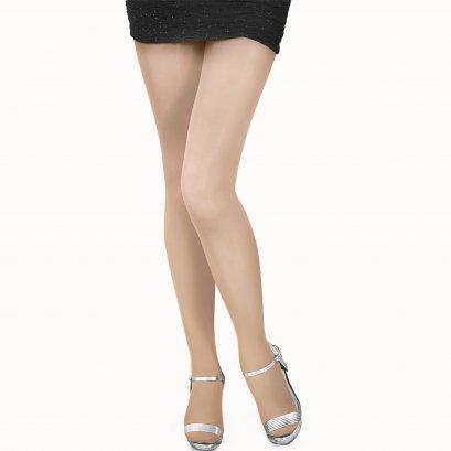 Colorful Legs ถุงน่องเนื้อหนา ZOKKI TIGHTS 70 ดีเนียร์ รหัส COP70 สีเนื้ออ่อน