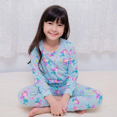 ชุดนอนเด็ก ชุดนอนเด็กผู้หญิง เสื้อผ้าเด็กผู้หญิง