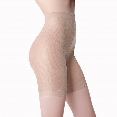 กางเกงยกสะโพก ขอบเอวกว้าง FULL WAIST สีเนื้อ รหัส HIPAM2