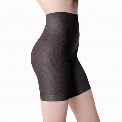 กางเกงยกสะโพก ขอบเอวกว้าง FULL WAIST สีดำ รหัส HIPAM2