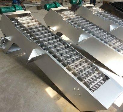 Mechanical Bar Screen (เครื่องแยกกากตะกอนเศษขยะออกจากน้ำเสีย)