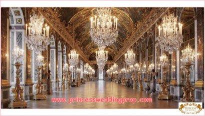 Backdrop Versailles