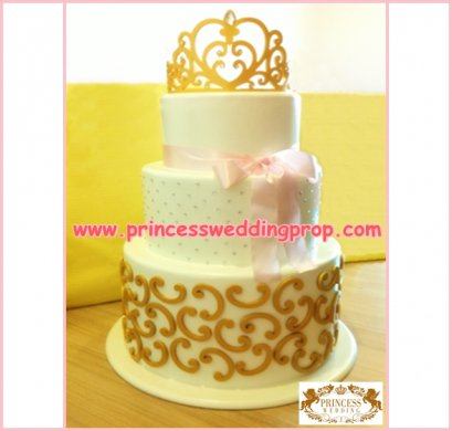 Money box Circle Cake