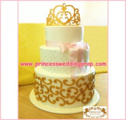 Money box Circle Cake