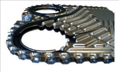 Sonder safe plate heat exchanger