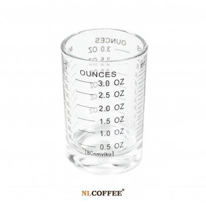 แก้วตวงขนาด 3 oz.
