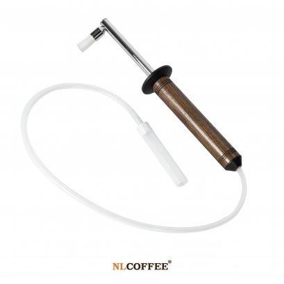 แปรงไอน้ำทำความสะอาดเครื่องชงกาแฟ