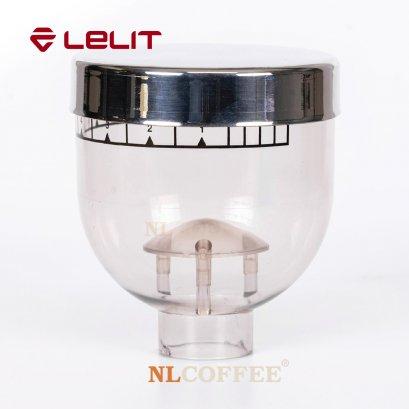 โถเมล็ดกาแฟ Lelit ขนาด 150 กรัม