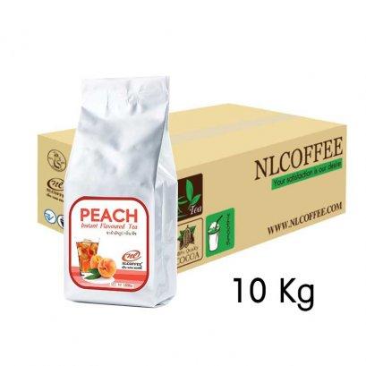 ชาพีช ผงชาสำเร็จรูป 10 Kg