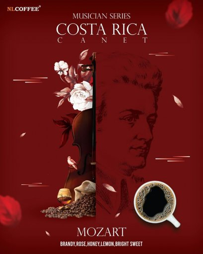 Costa Rica : Musician Series MOZART