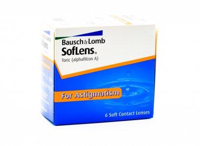 Soflens Toric Monthly lenses