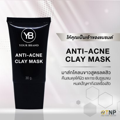 Anti-Acne Clay Mask
