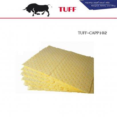 แผ่นดูดซับสารเคมี TUFF-CAPP102